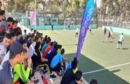 بالتعاون مع جامعة اليرموك ...........  زين تقيم بطولتها لكرة القدم الخماسية للشمال