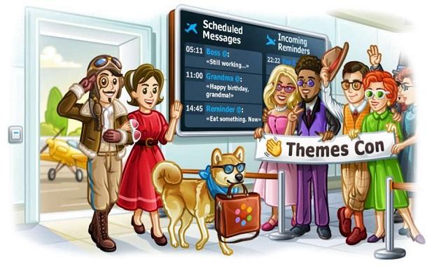 تحديث تيليجرام يجلب ميزة الرسائل المجدولة للتطبيق