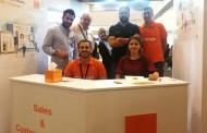 Orange الأردن الراعي البلاتيني لمعرض
