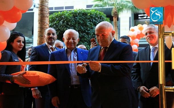 Orange الأردن تفتتح معرضها الذكي في موقعه الجديد في منطقة البوليفارد-فيديو وصور