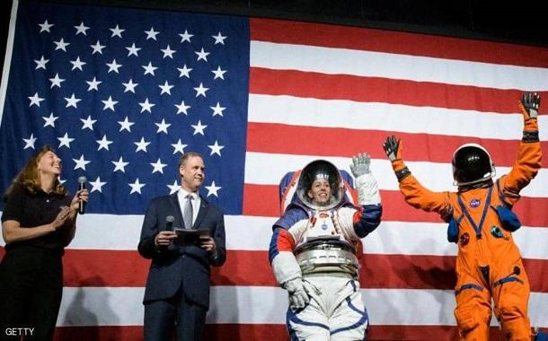 سيرتديها الرواد على القمر........ ناسا تكشف عن بدلات فضائية جديدة