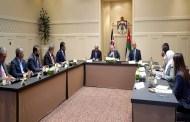 الملك يلتقي ممثلين عن القطاع الخاص