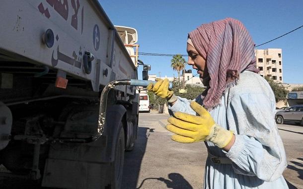 نساء فلسطينيات يكسرن القوالب التقليدية لعمل المرأة