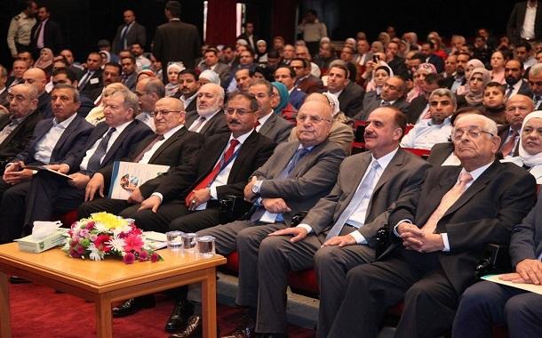 بدران يدعو الى ترشيق الاجهزة الحكومية وتضخيم القطاع الخاص