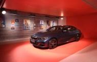 مجموعة أبو خضر تحتفل بإطلاق تحفة BMW الفئة 3 الجديدة كلياً