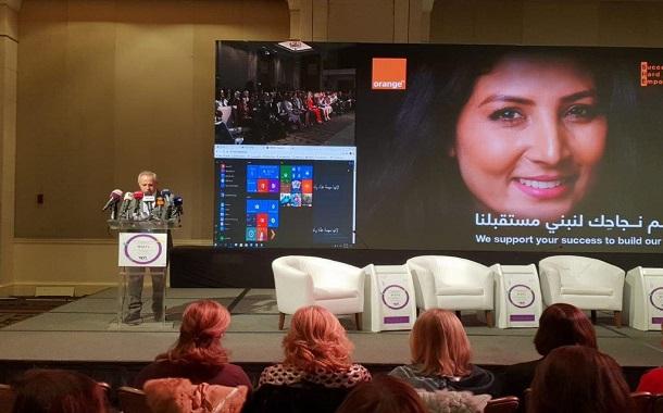 اورانج الأردن راعي الاتصالات الرسمي لمؤتمر «نساء على خطوط المواجهة»
