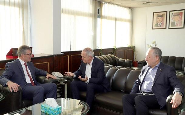 بحث توسيع آفاق التعاون بين بترا وأورانج الأردن