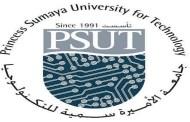 تميز البحث العلمي في جامعة الأميرة سمية للتكنولوجيا