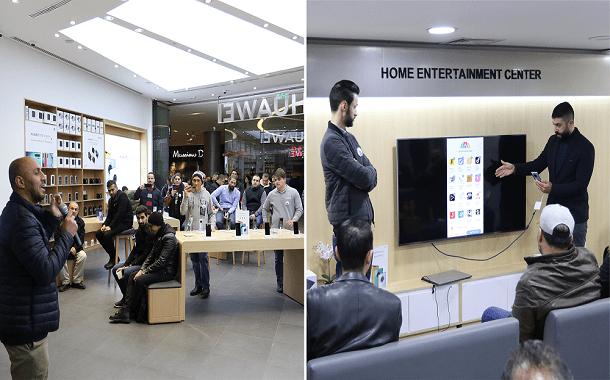 نجاح كبير لفعاليتي الإطلاق الرسمي لهاتف Huawei Mate 30 Pro في الأردن ...... بحضور نخبة خبراء التقنية المحليين