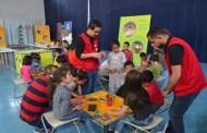 متحف الأطفال المتنقل يبدأ جولاته في الجنوب