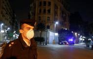 الحظر الشامل الأخير في الأردن