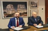 توقيع اتفاقية بين مجموعة AVXAV و إل جي للإلكترونيات مع شركة الإقبال للتطوير العقاري والفنادق