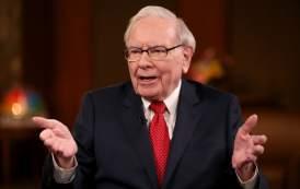 بافيت الملياردير الأكثر سخاء.. 37 مليار دولار للمؤسسات الخيرية