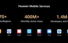 خدمات هواوي Huawei Mobile Services (HMS) تحقق نجاحًا ملحوظًا في الأردن