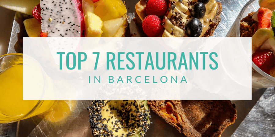 2019 Update Top 7 Restaurants In Barcelona For Lunch