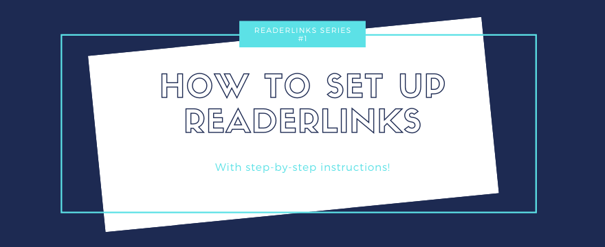 How to Set Up ReaderLinks