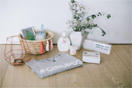 Giveaway goodiebag 1 maand #momlife