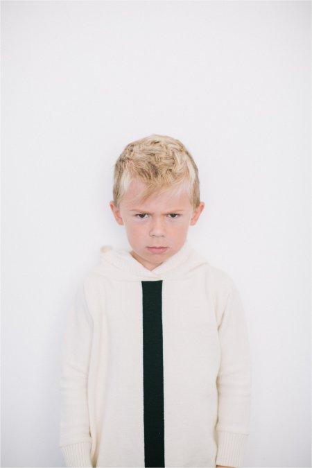 Zesjarig kind