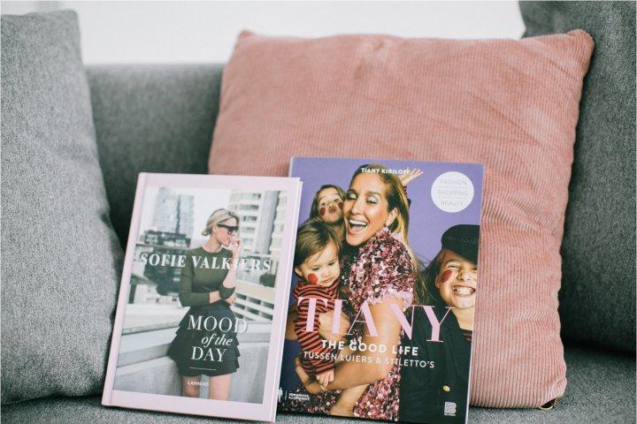 Boekentip - mama's aan de top