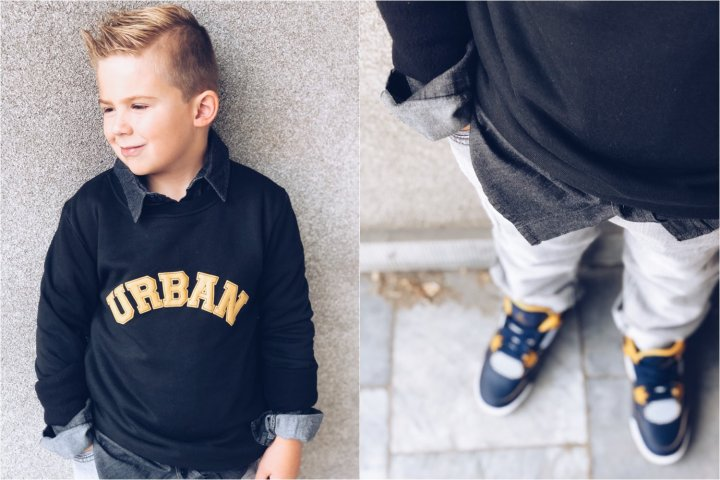 Back to school outfit Zeeman