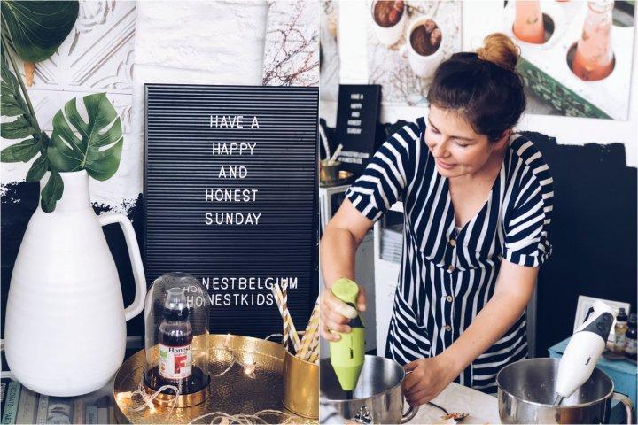 Honest drinks en tortilla dip recept