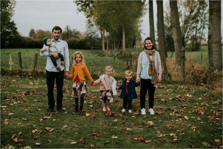 Een groot gezin: 8 dingen die je moet weten