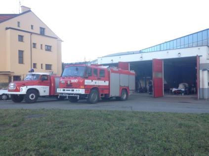 SDH Brno - Komín 2