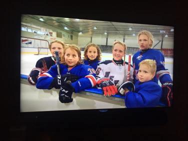 NRK Lindmo med Hasle Loren yngres