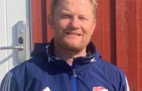 Bilde av Viggo Anthonsen, leder i Hasle-Løren