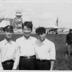 第1回航空記念日 1953年(昭和28年)9月20日 航空再開後初の航空記念日・中央会場(羽田)(大)
