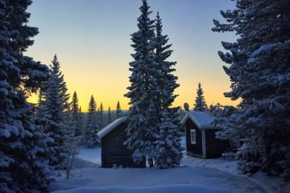 storhogna vemdalen snö vinter