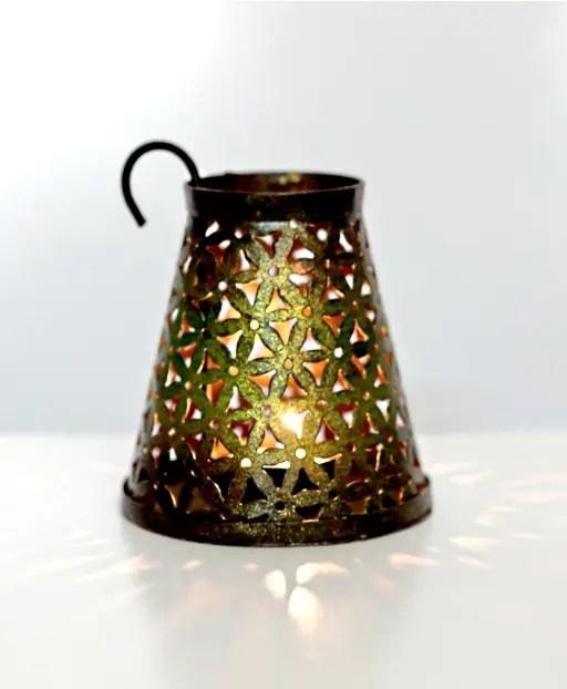 Hanging Cone Lamp