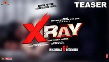 X Ray – The Inner Image Poster Image
