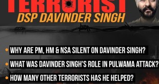 Rahul Gandhis big attack on Modi government asked-Who Wants Terrorist Davinder Silenced