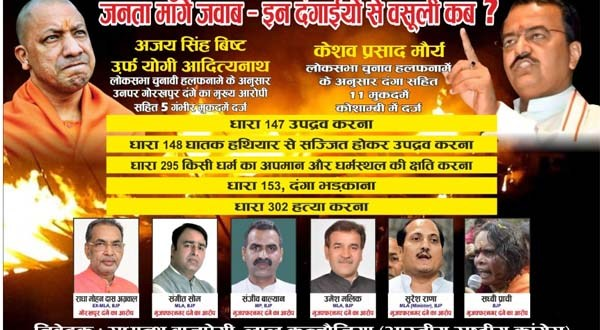 Poster war in UP
