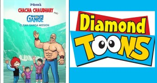Chacha Chaudhary becomes the Brand Ambassador for Namami Gange Project