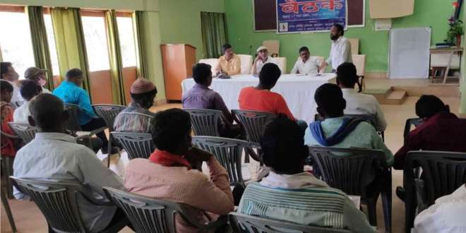 Demand for social audit and enactment of schemes run by TSP and SPSC in Jharkhand