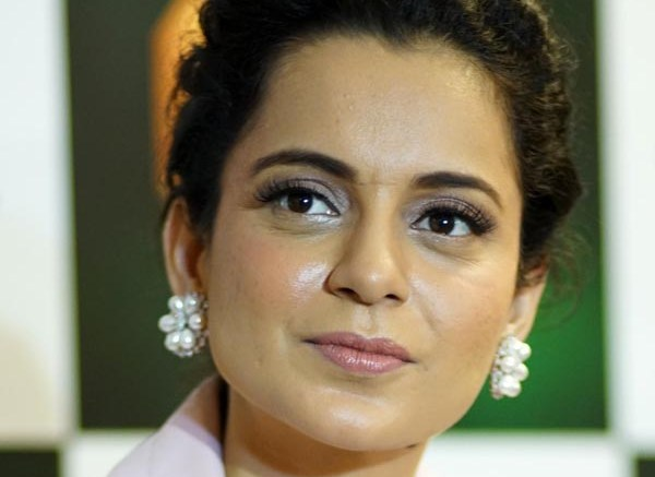 Kolkata: Actress Kangana Ranaut during a promotional program in Kolkata on Jan 25, 2019. (Photo: IANS)