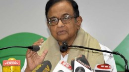 Jaipur: Congress leader P. Chidambaram addresses a press conference in Jaipur, on Dec 1, 2018. (Photo: Ravi Shankar Vyas/IANS)