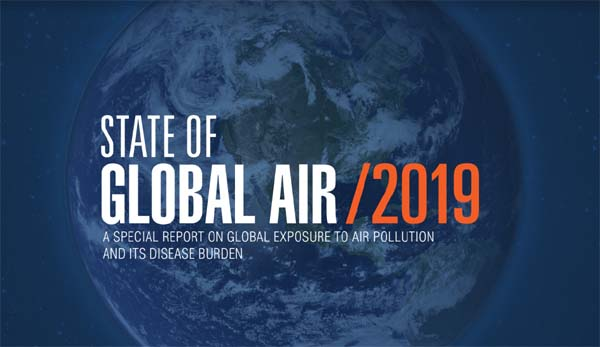 State of Global Air 2019 Report