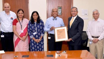 SCLERAL and PROSE manufacturing Lab at L V Prasad Eye Institute awarded ISO 13485