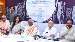 Foundation for Futuristic Cities has organized the Roundtable on Healthy Hyderabad - Wealthy Telangana at ASCI on 03 November 2019