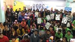 Hope B'LIT wit founder Ruhi Hak
