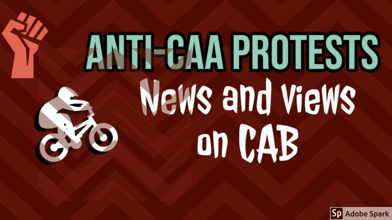 News and views on CAB