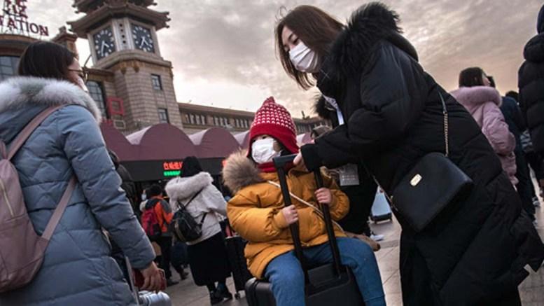 Outbreak of new virus in China novel coronavirus 2019