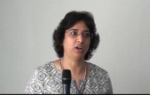 Aarti Khosla, Director, Climate Trends. आरती खोसला, निदेशक, क्लाइमेट ट्रेंड्स