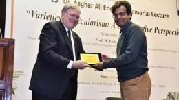 Rahul Govind wins Dr. Asghar Ali Engineer Best Published Paper Award (2018-19)