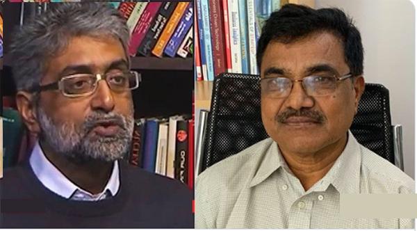 Anand Teltumbde and Gautam Navlakha