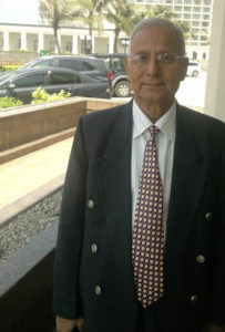 - SR Darapuri I.P.S. (Retd.) National Spokesperson, All India People's Front