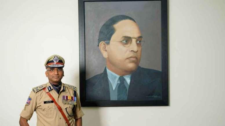 Dr Praveen Kumar IPS officer